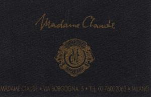 1992-madameclaude 1992-11-14 p1 i01