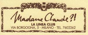 1993-madameclaude-ilsabatopomeriggio p1 i01