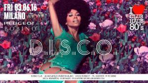 3 giugno 2016 clubhaus flyer