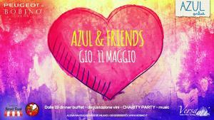 11 maggio 2017 Azul flyer