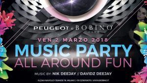 2 marzo 2018 private party